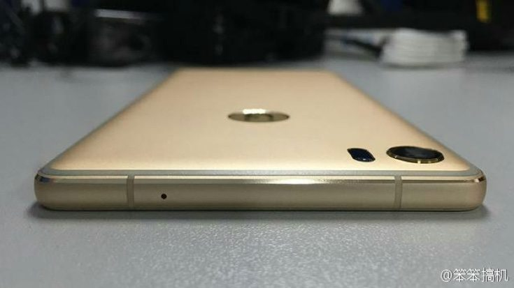 Gionee Elife S8 leaked images b