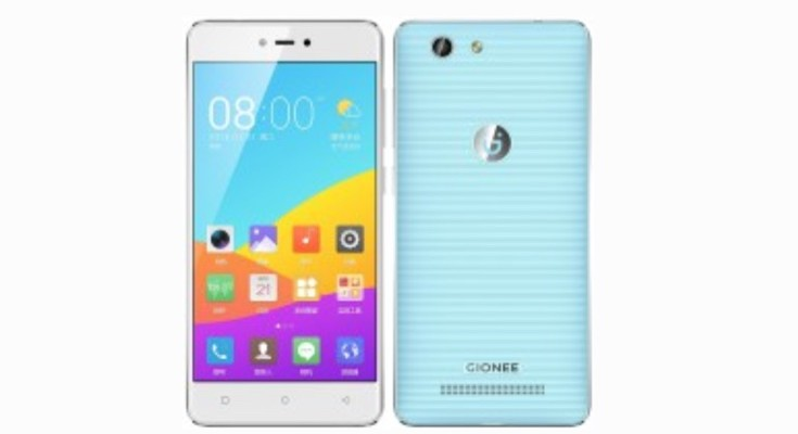 Gionee S5, F100 and F103B all reach official launch in china