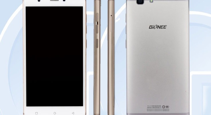 Gionee F105L certification reveals low-end specs but 3GB RAM
