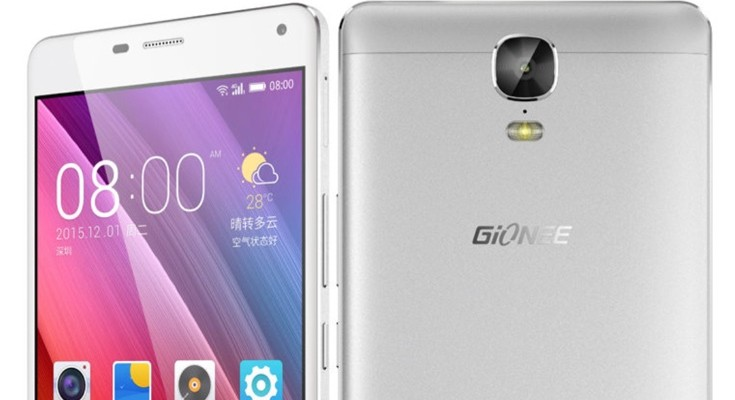 Gionee M5 Plus price confirmed at official launch