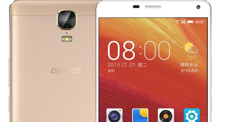 Gionee Marathon M5 Plus India price announced at launch