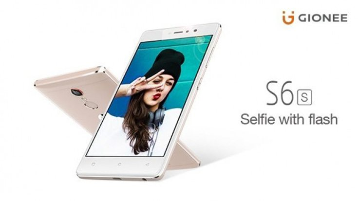 Gionee S6s Revealed