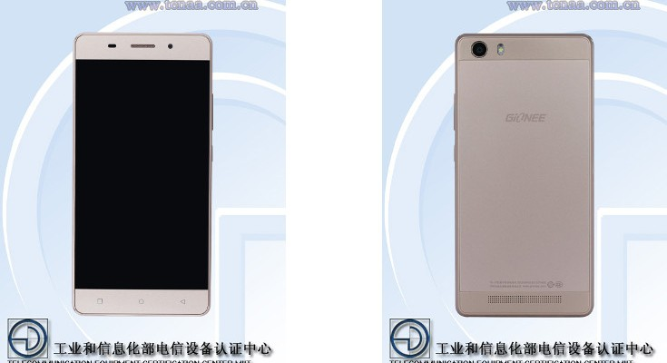 The Gionee S6 Lite gets certified at TENAA