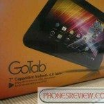 GoTab 7-inch Android ICS Tablet Review, budget brilliance pic 1