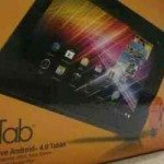 GoTab 7-inch Android ICS Tablet Review, budget brilliance