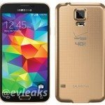Gold S5