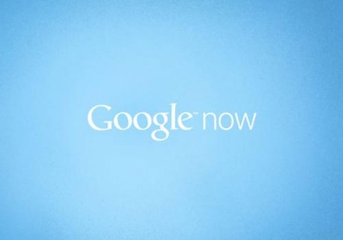 Google Now for iPhone and iPad released
