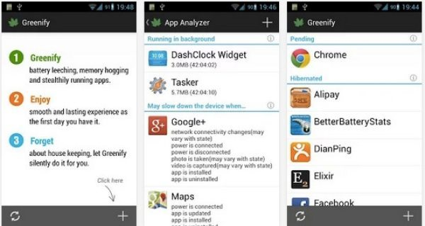 Greenify app update to work on non-root devices