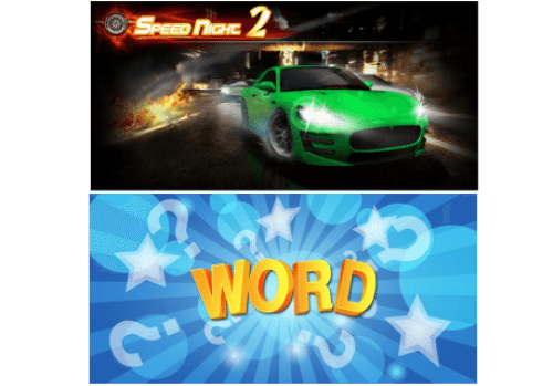 Guess The Word 4 Pics 1 Word & Speed Night 2 trending apps