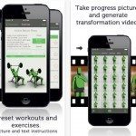 Gymaholic Fitness App for iPhone helps log progress