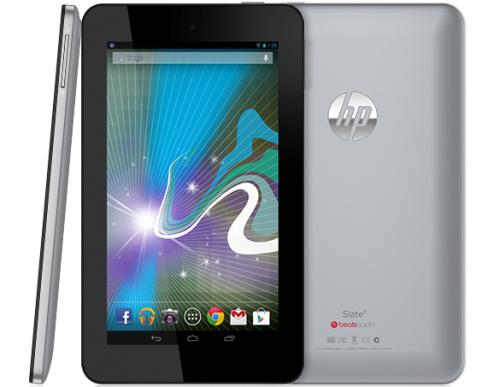 HP Slate 7 UK release date and price set