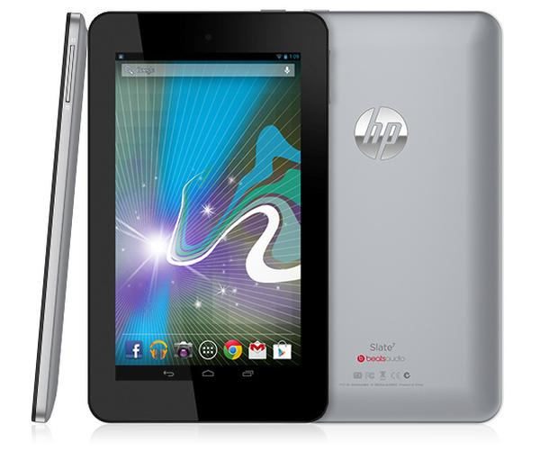 HP Slate 7 price reduction fires broadside across Nexus 7