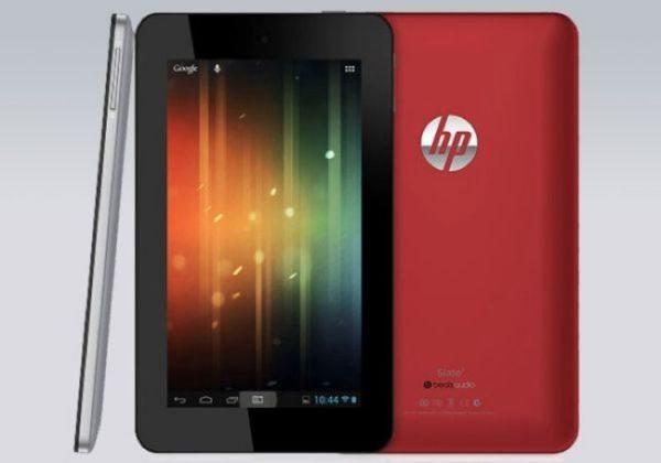 HP Slate 8 Pro aka Bodhi tablet not a smartphone
