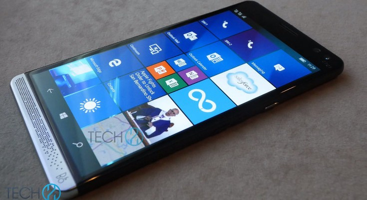 The sleek HP Elite X3 appears in new images