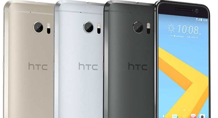 HTC 10 Sprint availability date is May 13