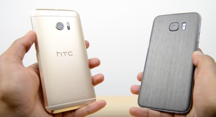 HTC 10 vs Samsung Galaxy S7 camera results, the winner is …
