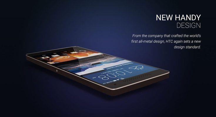 HTC 100 phone design b