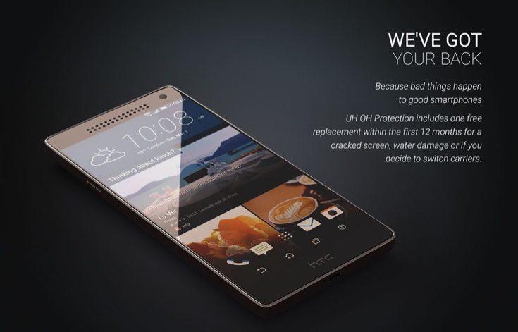 HTC 100 phone design c