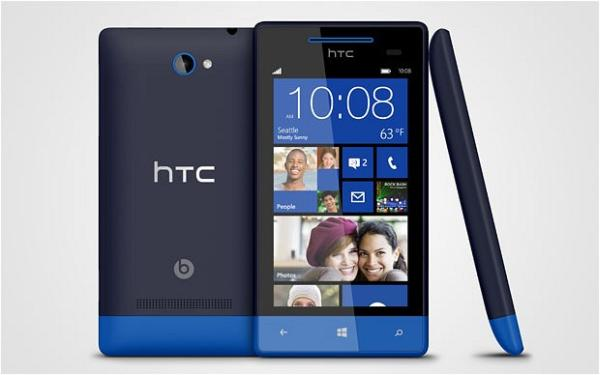 HTC 8S fails to excite