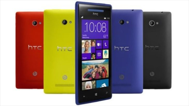 HTC 8X WP 8.1 update
