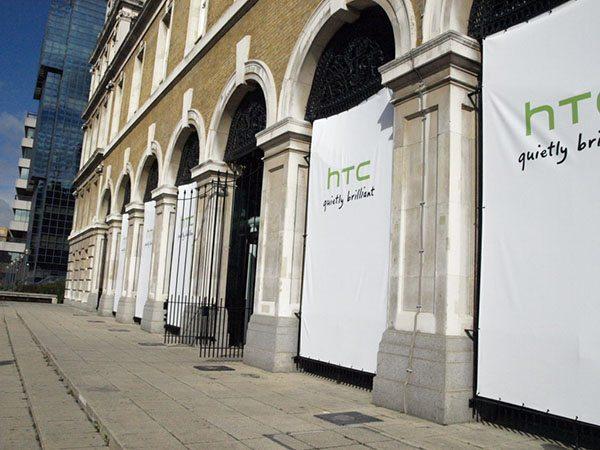 HTC February revenue down again