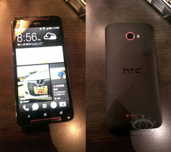 HTC Butterfly S pre-launch photos & BoomSound speakers
