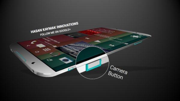 HTC Caymac concept b