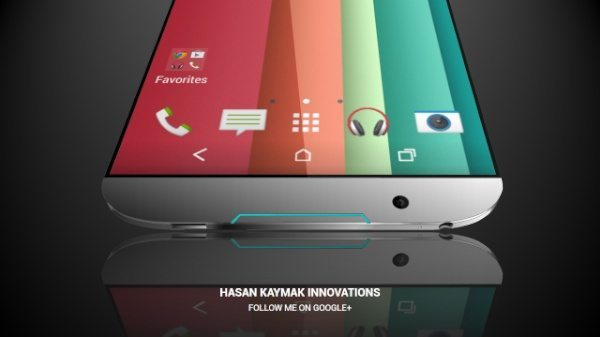 HTC Caymac concept c