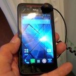 HTC Desire 210 hands on video look