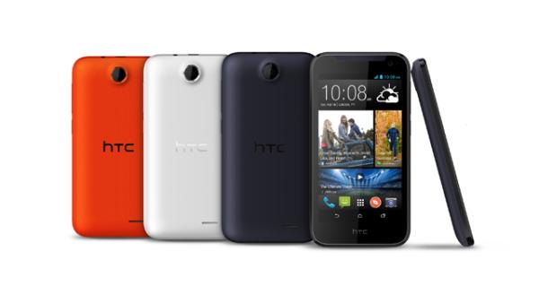 HTC Desire 310 unveiled, needs price to be right
