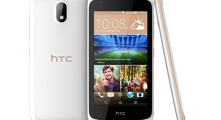 HTC Desire 326G price for India