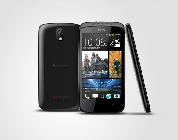 HTC Desire 500 UK release, specifications and images