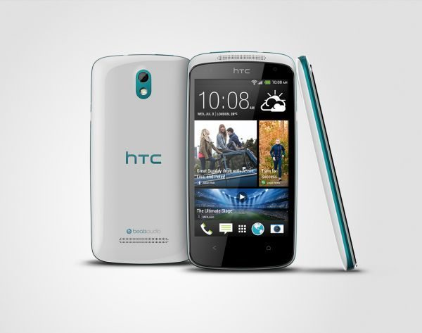 HTC Desire 500 UK release, specifications and images pic 2