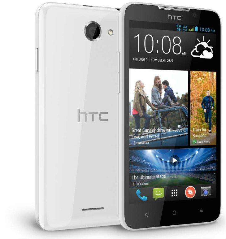 HTC Desire 516c India price