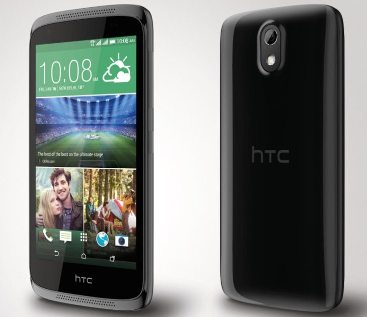 HTC Desire 526G+ launches in India