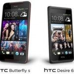 HTC Desire 600 and Butterfly S specs looked at