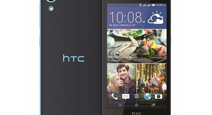 HTC Desire 626 Dual SIM for India gets specs improvements
