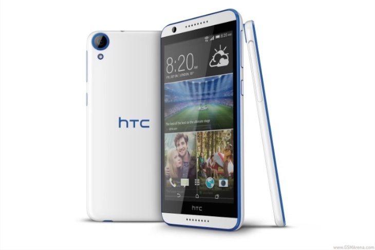 HTC Desire 816 vs 820