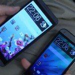 HTC Desire 816 vs One mini 2 comparison