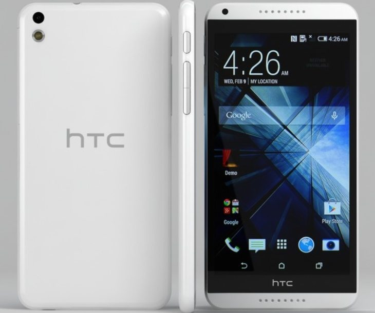 HTC Desire 816 vs Sony Xperia T3