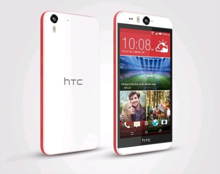 HTC Desire 820, Desire Eye SIM-free US availability now