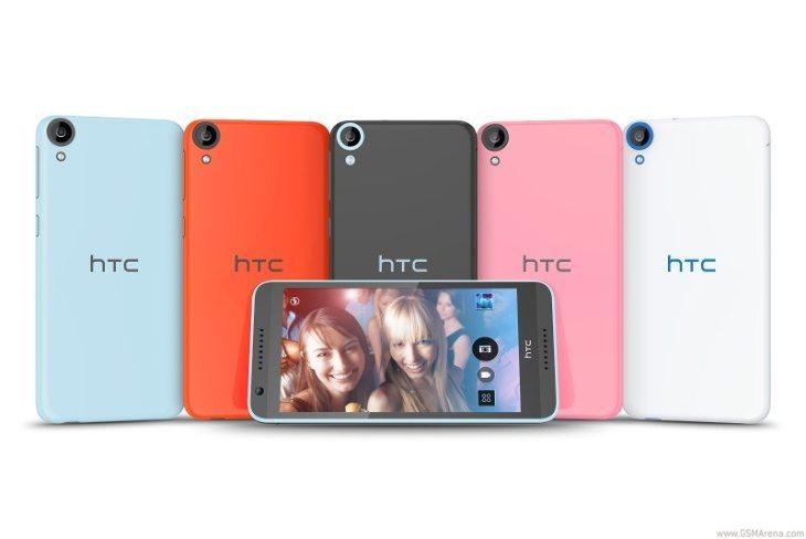 HTC Desire 820 mid-ranger b