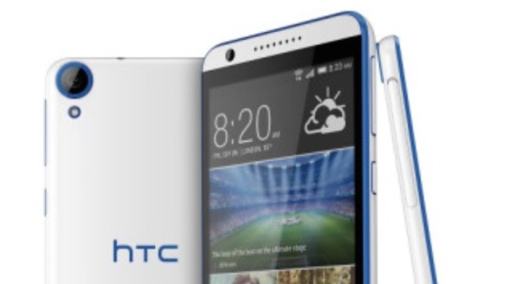 HTC Desire 820 update to Android Lollipop begins