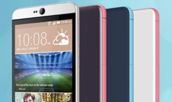 HTC Desire 820 vs Desire 826