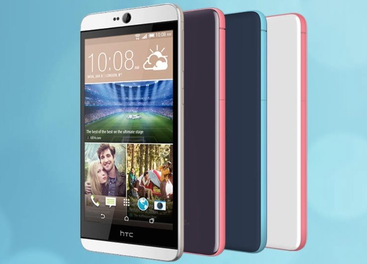HTC Desire 826 vs One M8
