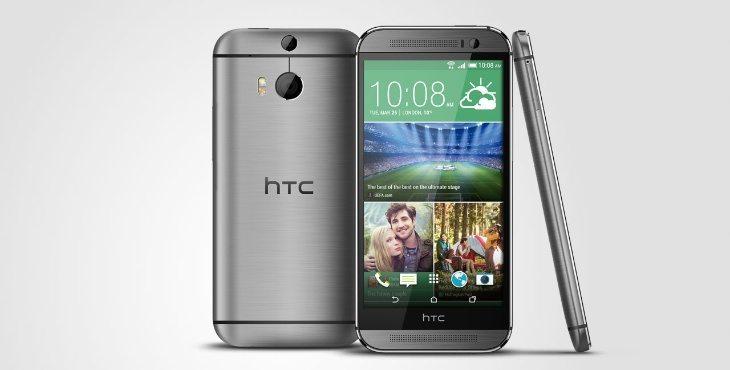 HTC Desire Eye vs One M8 b