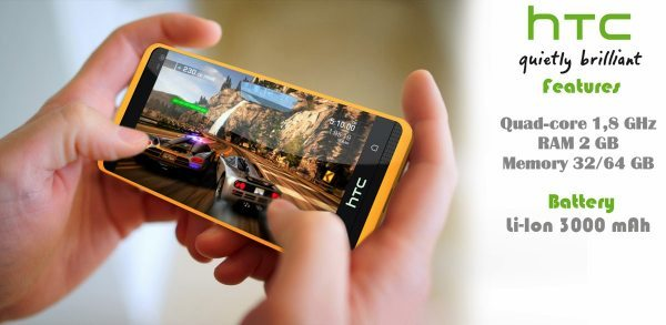 HTC Five plastic phone like iPhone 5C pic 1