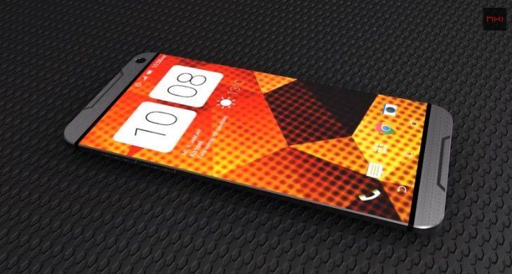 HTC Hima Ace design