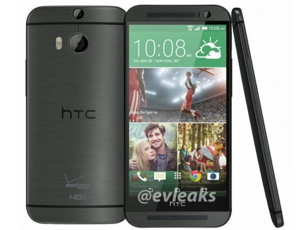 HTC M8 One successor for Verizon