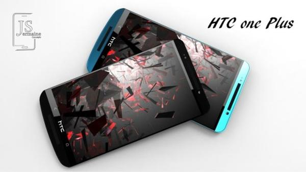 HTC One+ design gets finished